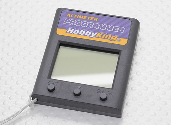 HobbyKing® Cell Checker and Altitude/Time Limiting System Program Box