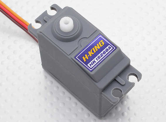 HobbyKing™ HK15268A BB Analog Servo 4.5kg / 0.13sec / 39g