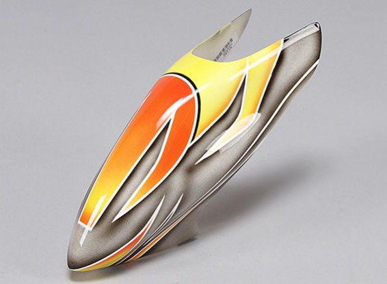 Turnigy High-End Fiberglass Canopy for 450 Pro V2
