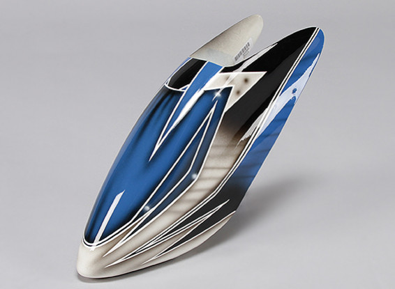 Turnigy High-End Fiberglass Canopy for Trex/HK 500E
