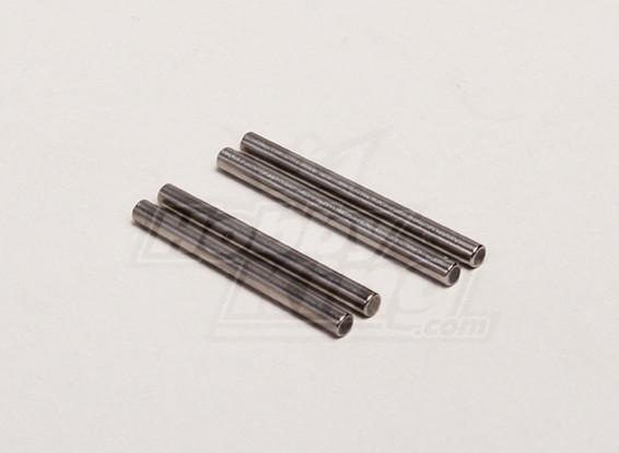 Front Suspension Arm Pin Short (4pcs/bag) - Turnigy Trailblazer 1/8, XB and XT 1/5