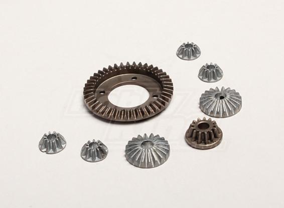 Differential Gear Set - Turnigy Trailblazer 1/8
