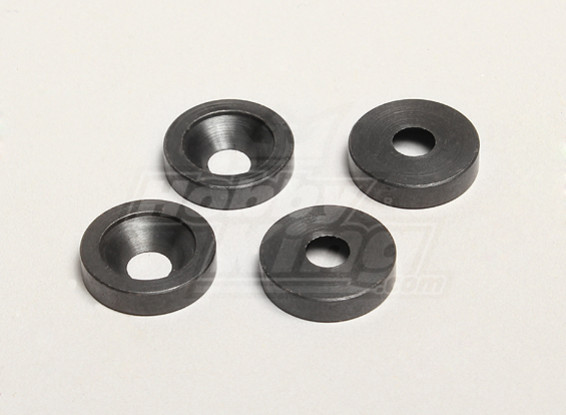 Engine Screw Spacers (4pcs) - Turnigy Twister 1/5