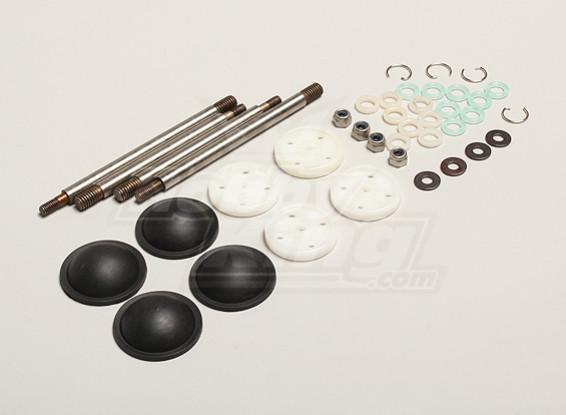 Nutech Shock Absorber Rebuild Kit - Turnigy Titan 1/5