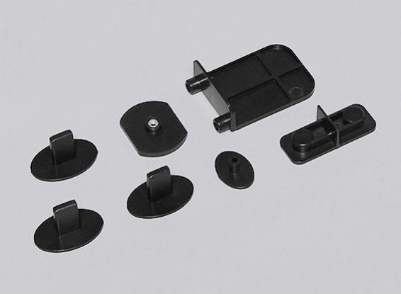 Dolphin Jet EPO 1010mm - Replacement Plastic Parts (Complete Set)