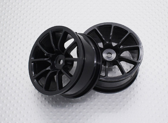1:10 Scale High Quality Touring / Drift Wheels RC Car 12mm Hex (2pc) CR-12CNB