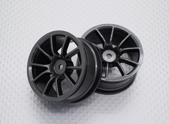 1:10 Scale High Quality Touring / Drift Wheels RC Car 12mm Hex (2pc) CR-12M