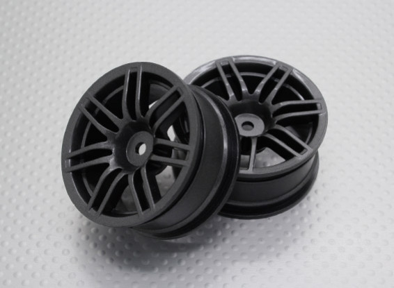 1:10 Scale High Quality Touring / Drift Wheels RC Car 12mm Hex (2pc) CR-RS4M