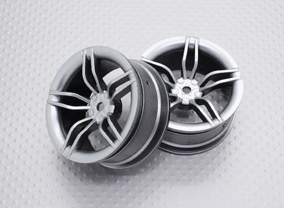 1:10 Scale High Quality Touring / Drift Wheels RC Car 12mm Hex (2pc) CR-FFS