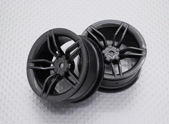 1:10 Scale High Quality Touring / Drift Wheels RC Car 12mm Hex (2pc) CR-FFM