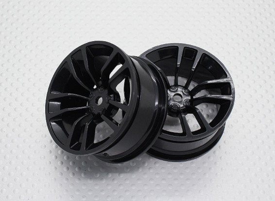 1:10 Scale High Quality Touring / Drift Wheels RC Car 12mm Hex (2pc) CR-DBSNB