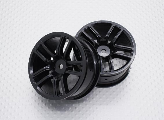 1:10 Scale High Quality Touring / Drift Wheels RC Car 12mm Hex (2pc) CR-GTNB