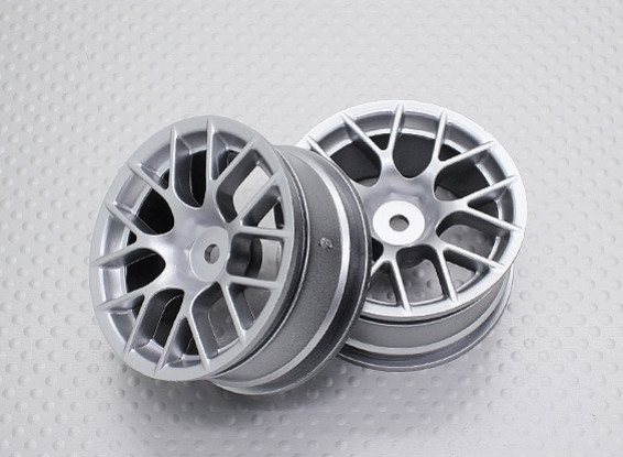 1:10 Scale High Quality Touring / Drift Wheels RC Car 12mm Hex (2pc) CR-CHS