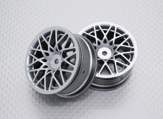 1:10 Scale High Quality Touring / Drift Wheels RC Car 12mm Hex (2pc) CR-LBS