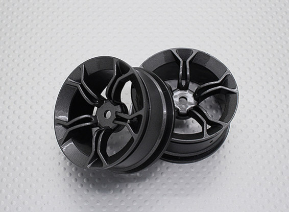 1:10 Scale High Quality Touring / Drift Wheels RC Car 12mm Hex (2pc) CR-MP4M