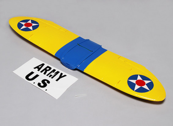 Boeing P-26A Peashooter 800mm - Replacement Main Wing