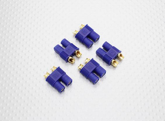 EC3 Connectors Female (5pcs/bag)