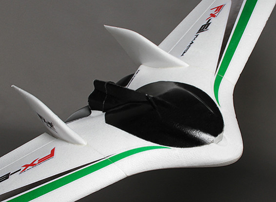 Phantom FPV Flying Wing EPO Airplane 1550mm (PNF) V2