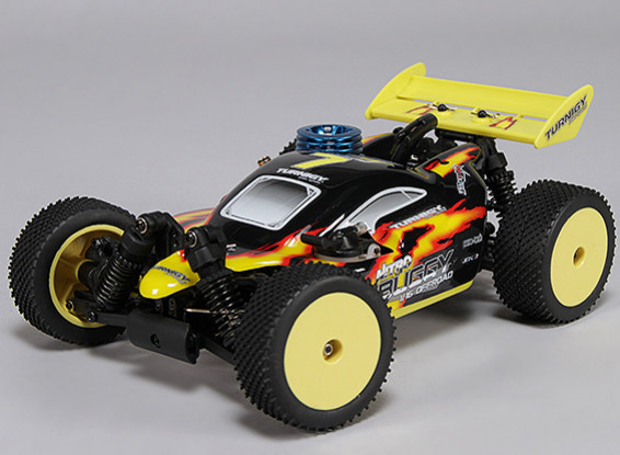 Turnigy 1/16 4WD Nitro Racing Buggy Engine (Ready to Run)