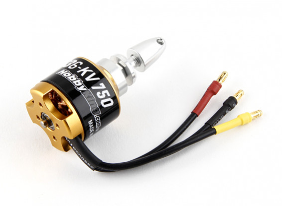 Durafly™ 1100mm P47, F4U and Spitfire - Replacement 750kv Motor