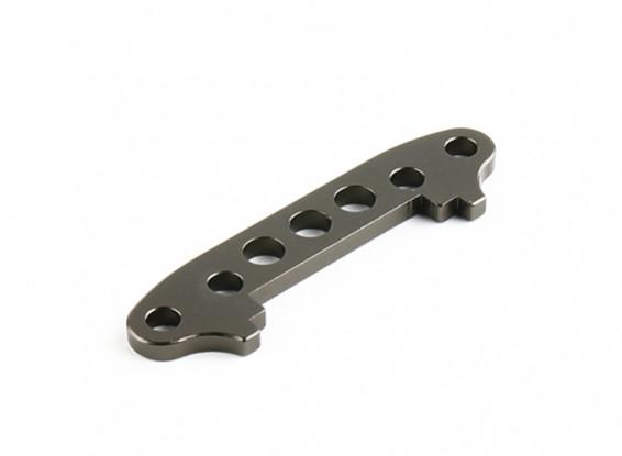 7075 Aluminum Front Suspension Arm Stop Plate - A3015