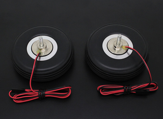 """Turnigy Electric Magnetic Brake System 72mm (2.75"""") Wheel (2pc)"""