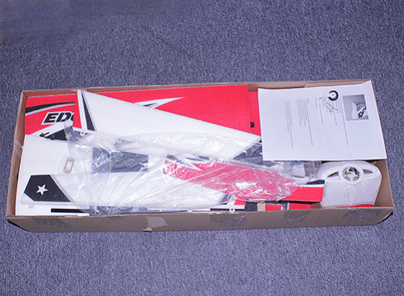 SCRATCH/DENT H-King Edge 540T EPP/Light Plywood 3D Aerobatic Airplane 1220mm (ARF)