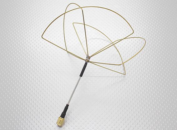 1.2GHz Circular Polarized Antenna SMA (Receiver only)
