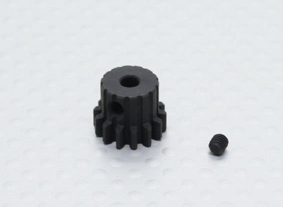 14T/3.17mm 32 Pitch Hardened Steel Pinion Gear