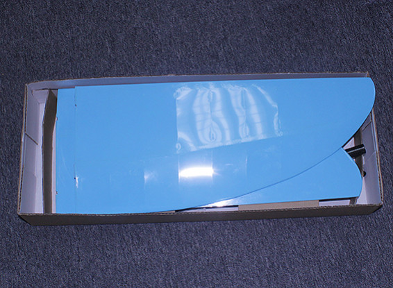 SCRATCH/DENT Butterfly Pod and Boom V-Tail Glider Built up Wing 1140mm (ARF)