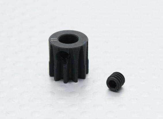 11T/5mm 32 Pitch Hardened Steel Pinion Gear