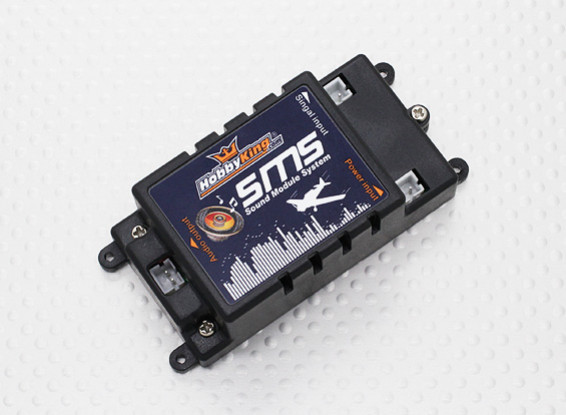 HobbyKing plug & play Aircraft Engine Sound Module System