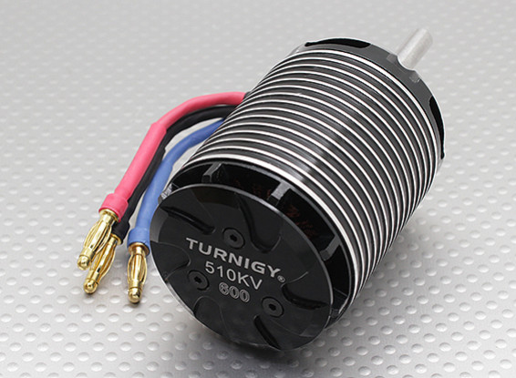 Turnigy 600 Series 510KV Brushless Outrunner Helicopter Motor