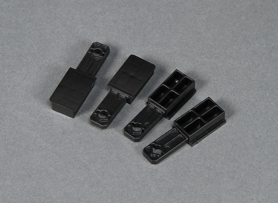 HobbyKing Go Discover FPV 1600mm - Replacement Plastic Wing Holder (4pcs)