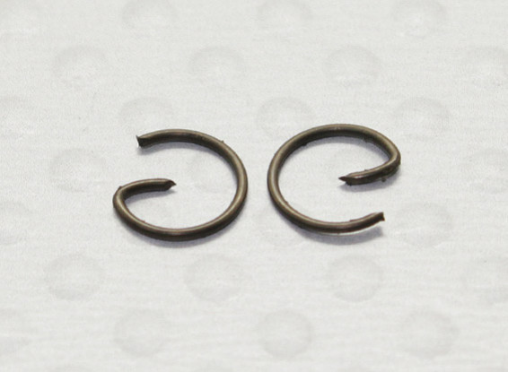 Piston Pin Clips for INC .40/.46 Glow Engine
