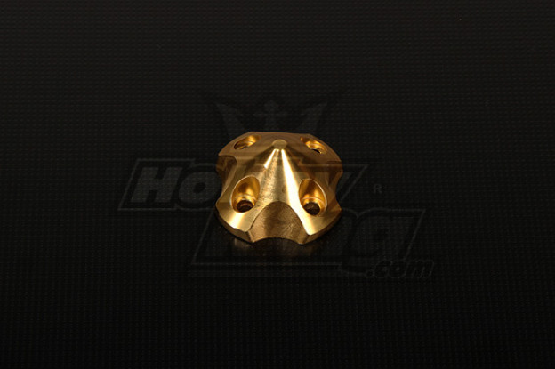 3D Spinner for 50cc Gas Engines 41mm Gold