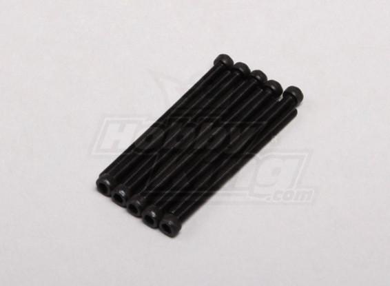 Screw Socket Head Hex M3x50mm (10pcs/pack)