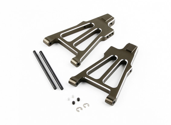 Nitro Toxic - Slum. Lower Suspension Arm Set (2pcs)