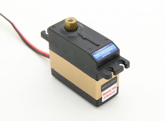 Turnigy™ TGY-SM-3483M All-purpose DS/MG Servo 5.3kg / 0.10 Sec / 35g