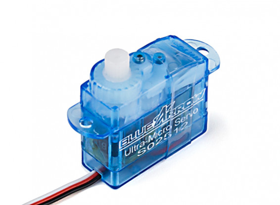 Blue Arrow High Speed Micro Servo 20T 0.50kg / 0.09sec / 2.8g