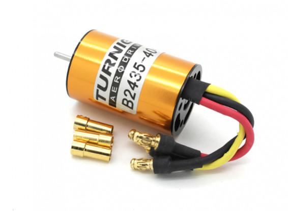 HXT 2435 (370S) 4040kv Brushless Inrunner