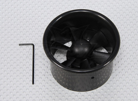 EDF Ducted Fan Unit 6 Blade 2.17inch / 55mm