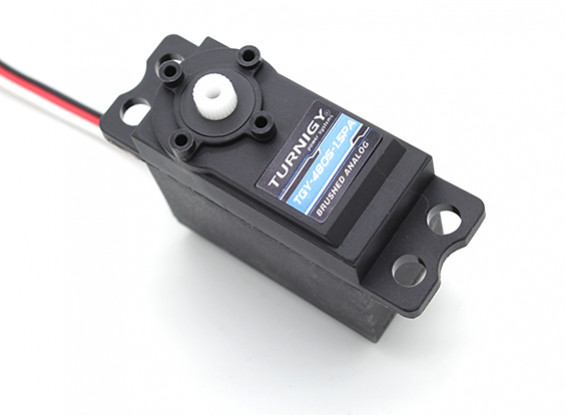 Turnigy™ TGY-4805-1.5PA Sail Winch Servo 25T (Drum Type)