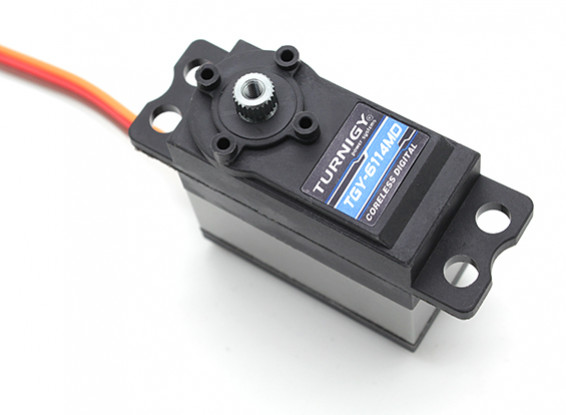 Turnigy™ TGY-6114MD Digital Sail Winch Servo 25T 61G (Drum Type)