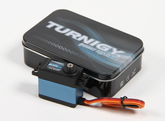 Turnig™ BLS25HV Brushless DS/MG Servo 25kg / 0.09Sec /  70.5g