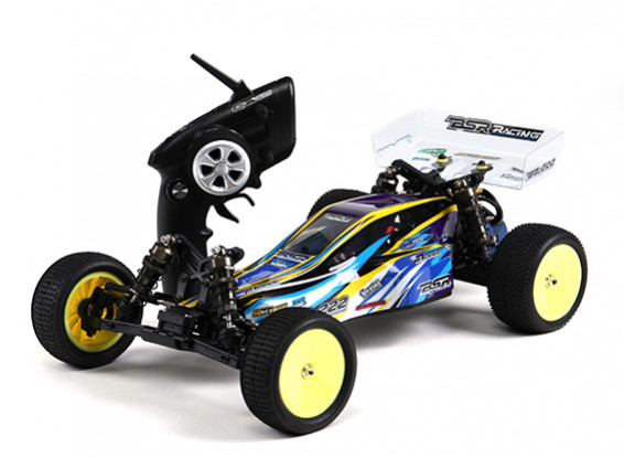 Basher BSR BZ-222 1/10 2WD Racing Buggy (Ready-To-Run)