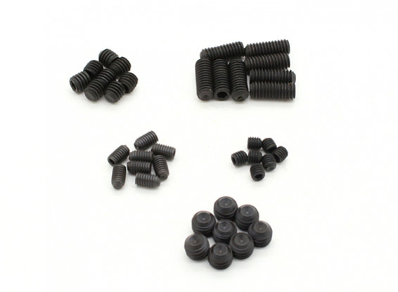 Set Screw Set - BSR 1/8 Rally