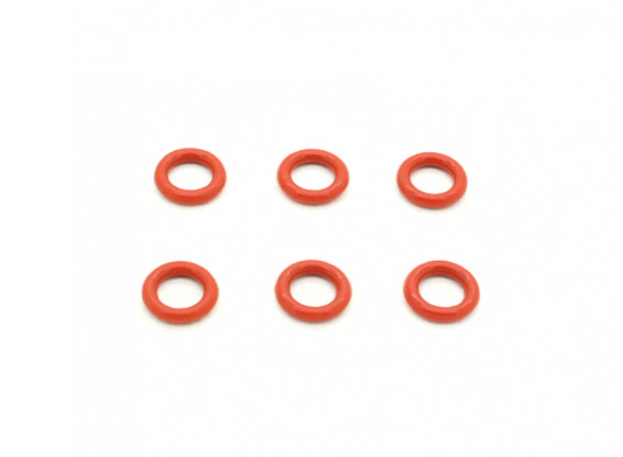 Diff. O-Rings (6pcs) - BSR 1/8 Rally