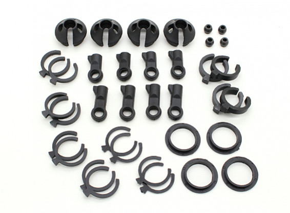 Shock Absorber Repairing Set B - BSR 1/8 Rally