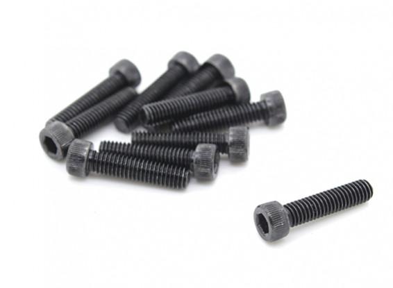 Screw Socket Head Hex M3.5 x 15mm (10pcs)